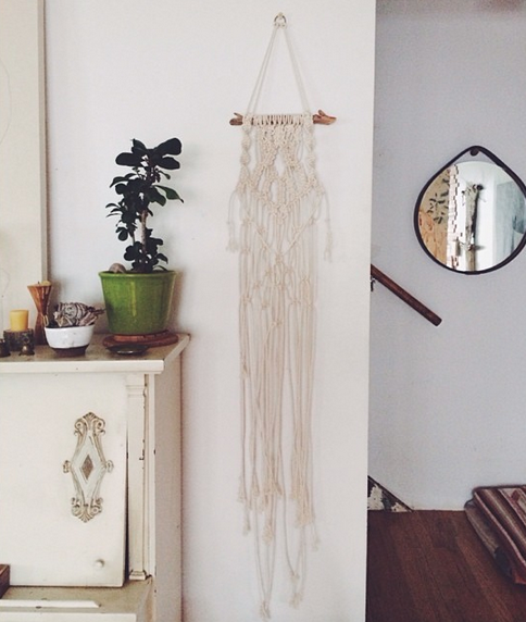 Macrame Wall Hanging Workshop With Emily Katz Common Room Wall Art