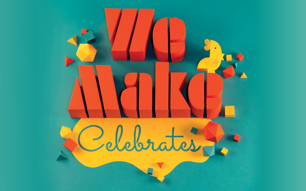 WeMake Celebrates 2014
