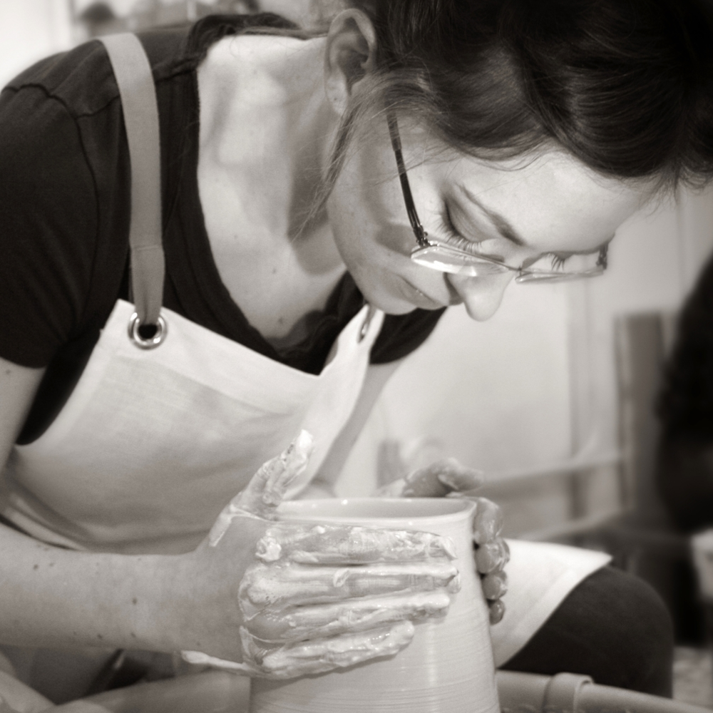 LISA JONES, Portland Ceramist, Designer
