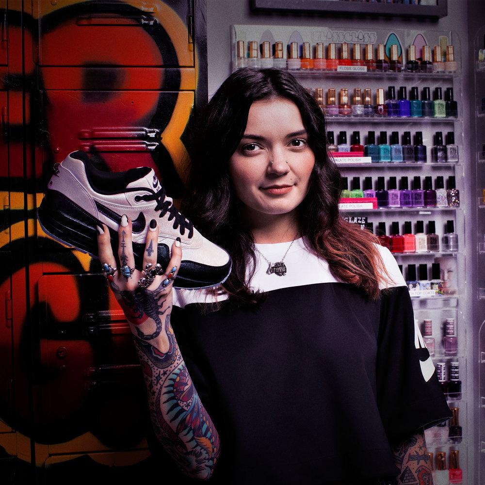 ASA BREE SIERACKI / Portland Nail Artist, Painter
