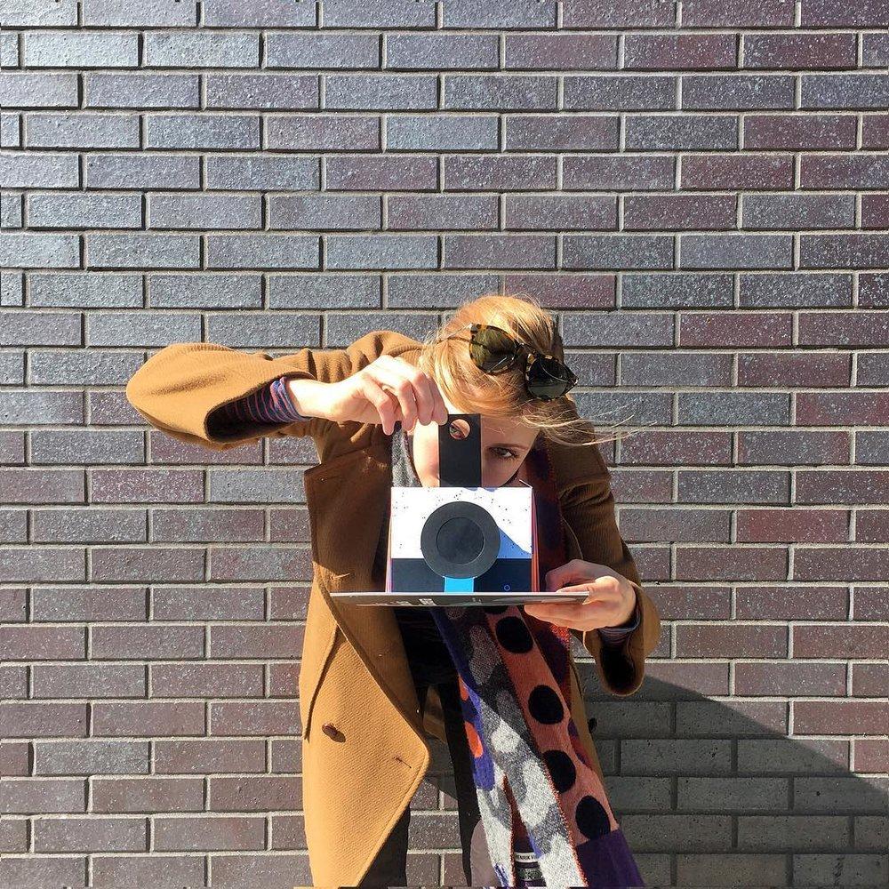 KELLI ANDERSON / Brooklyn Interaction Designer, Artist, Tinkerer