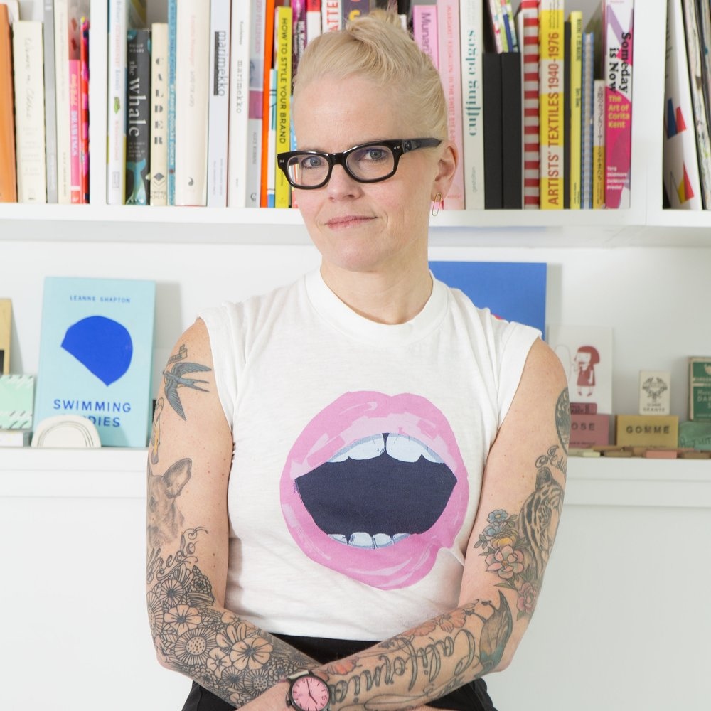WORKSHOP / LISA CONGDON, Portland Artist, Illustrator, Activist, Author