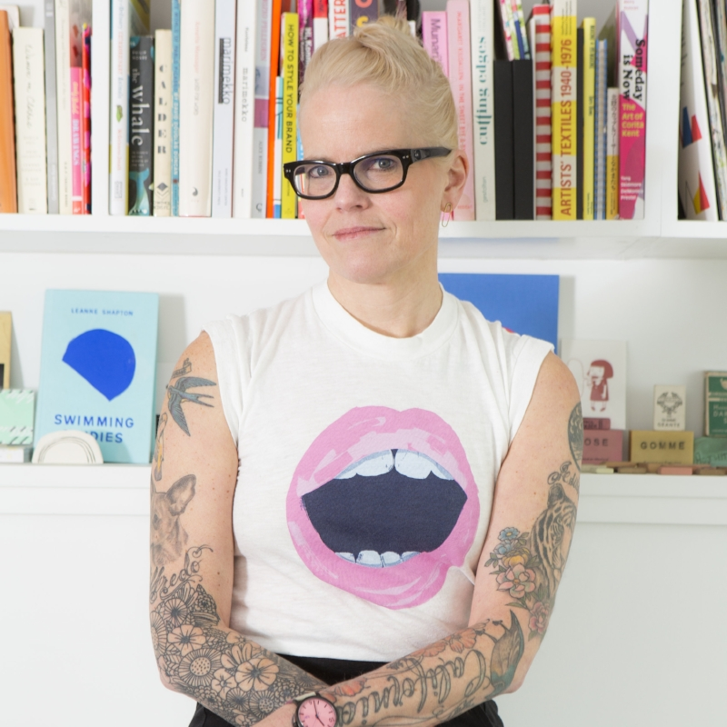 LISA CONGDON / Portland Illustrator, Activist, Author