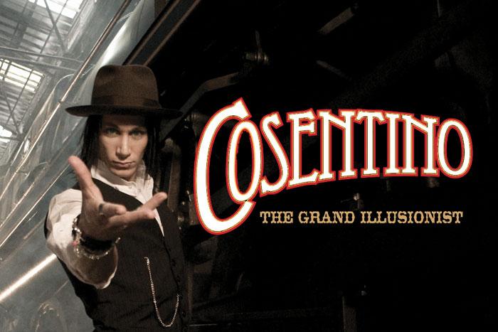 anita s theatre thirroul cosentino the grand illusionist