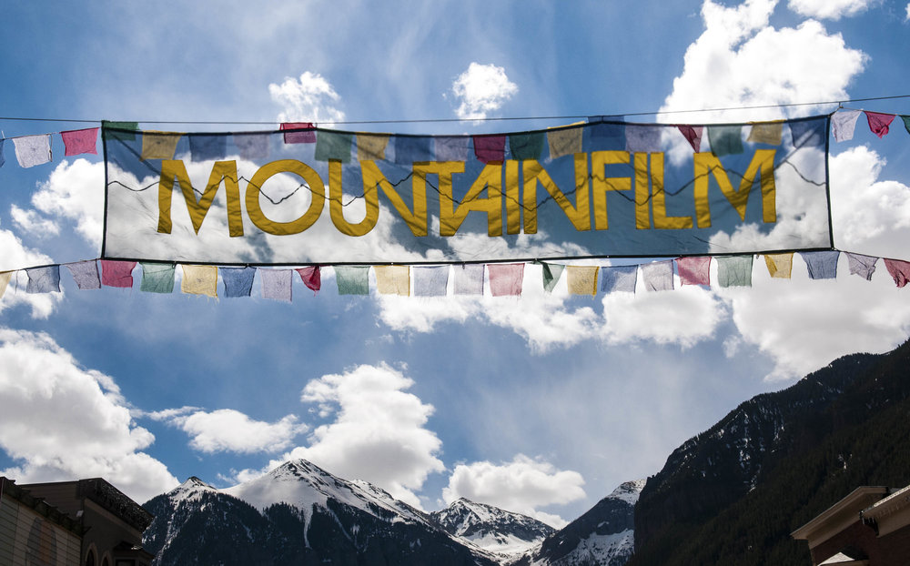 Mountainfilm 2014