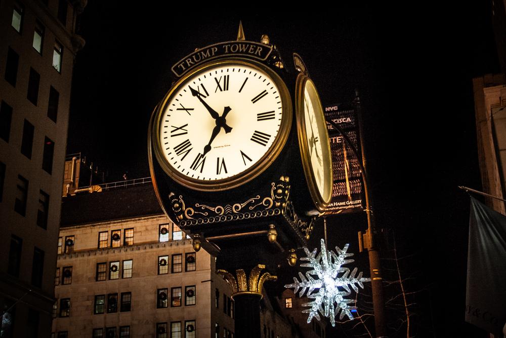 Holidays: NYC, NY