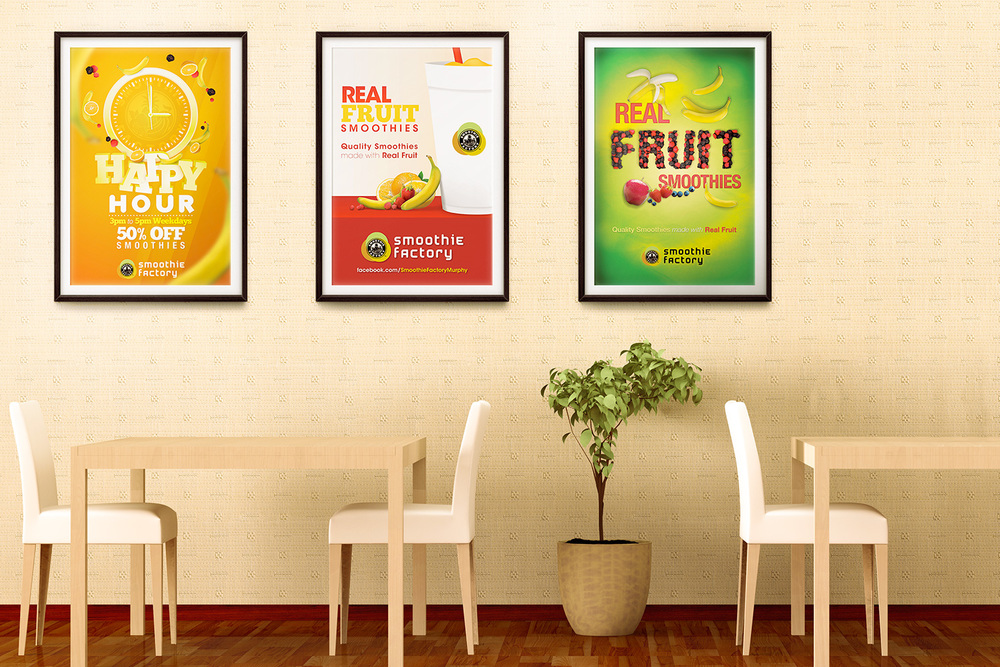 smoothie factory: print