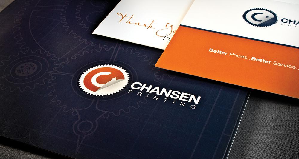 chansen printing: identity/print