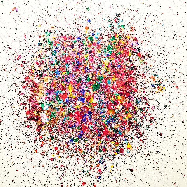 #EdCohen #gallery #art #artist #colors (at Winston Wachter Fine Art)