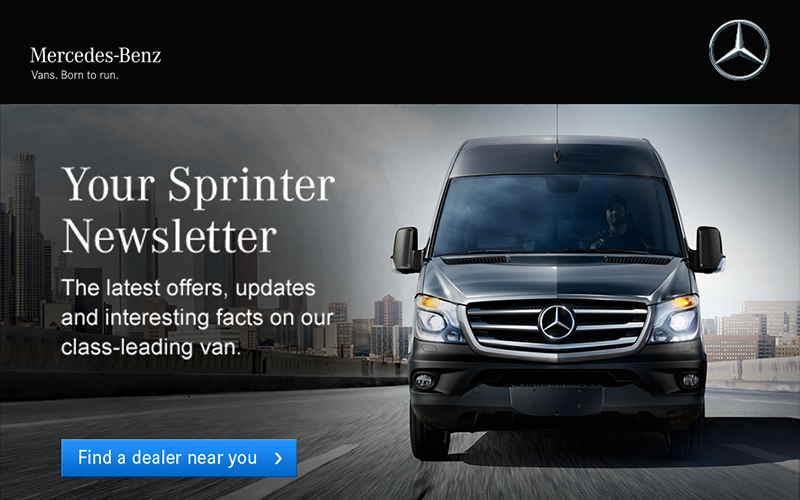 Mercedes-Benz Newsletter
