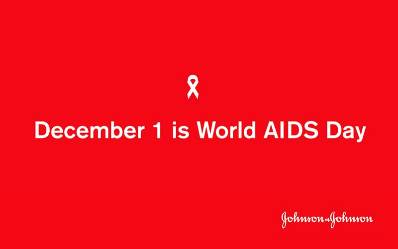 Johnson and Johnson Make HIV History