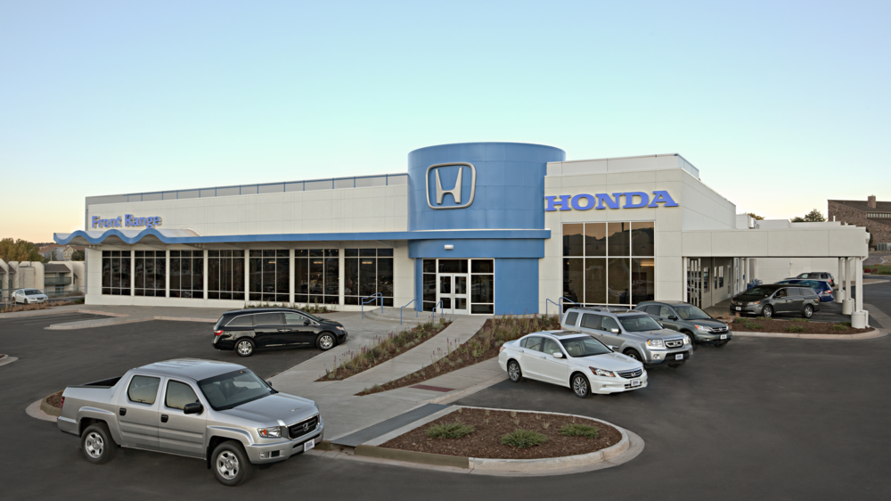 Colorado serra automotive for Front range honda colorado springs co