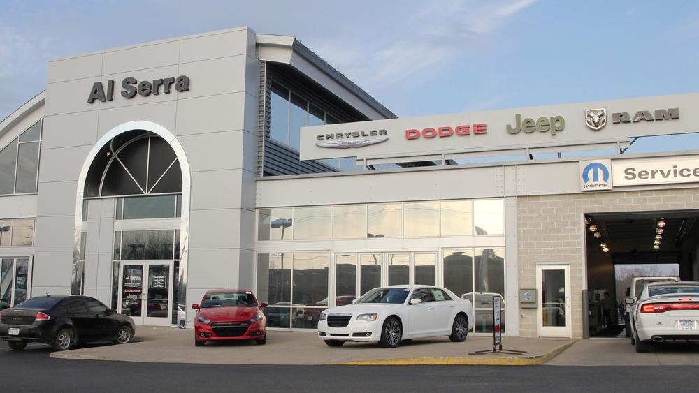 Al Serra Grand Blanc >> Dealerships — Serra Automotive