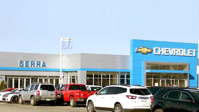 Serra Chevrolet Cadillac Buick GMC 189 Stonebridge Blvd. Jackson, TN 38305  731 660 8880 Serrajackson.com