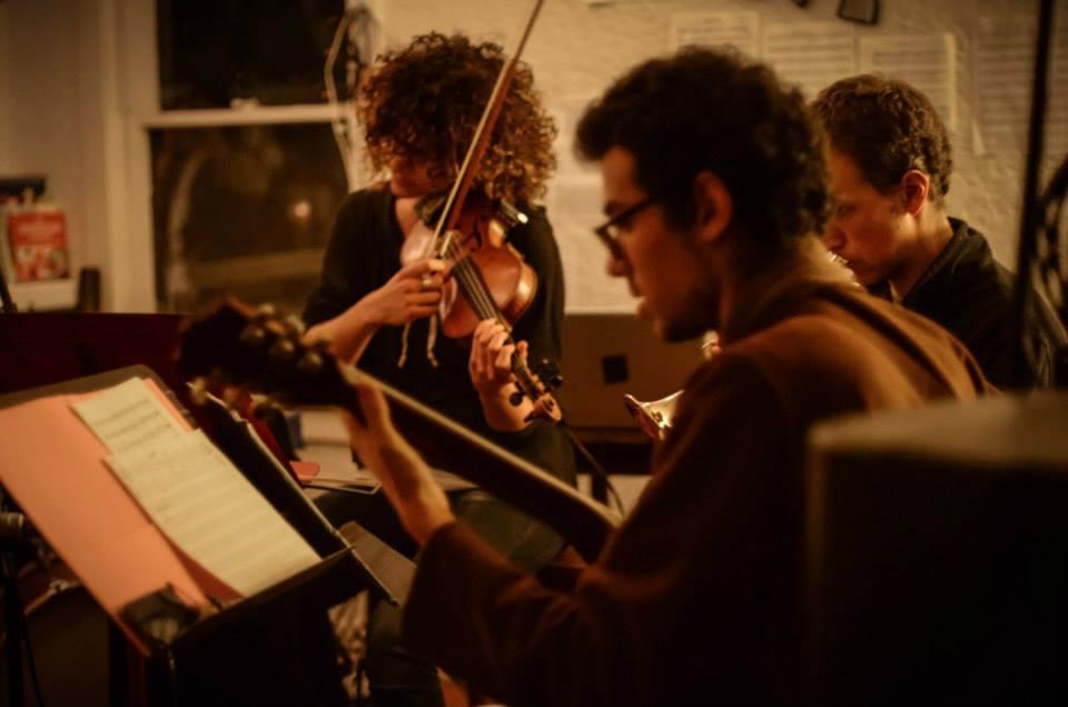 River Song Quintet at 1604