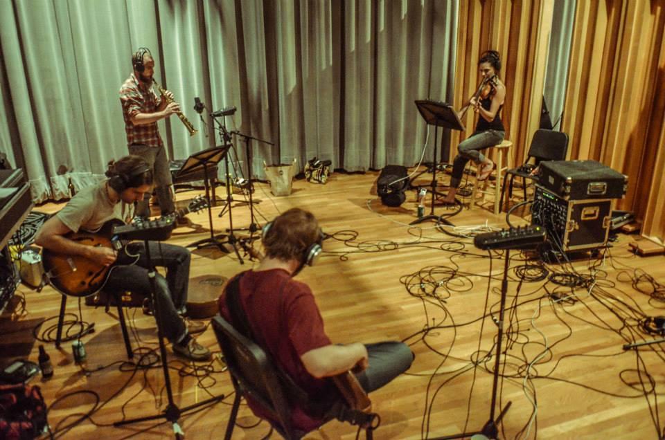 Anatoliy recording session