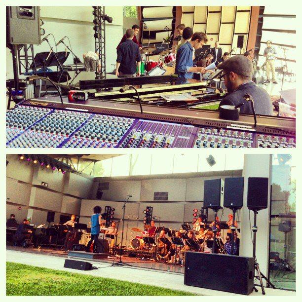 Baba - Rowan Large Ensemble at Wild Beast