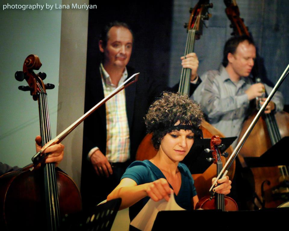 VOCE (Vardan Ovsepian Chamber Ensemble) at Blue Whale