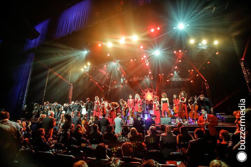 Ebi & Shadmehr at NOKIA Theater