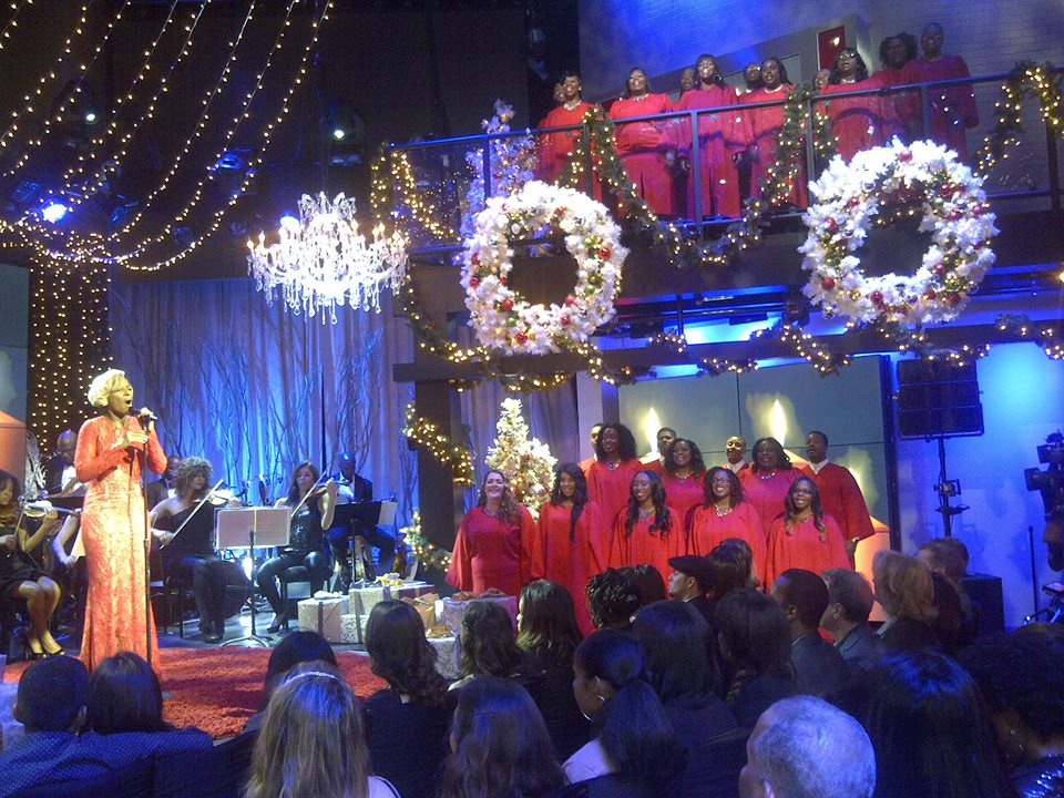 Mary J. Blige Christmas Special