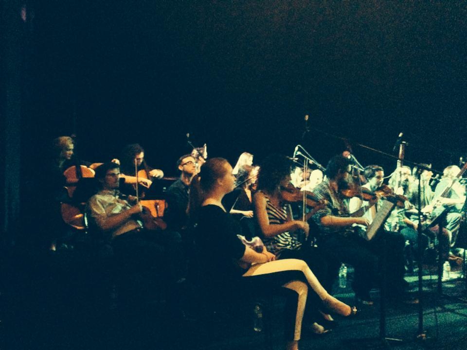 VInny Golia Large Ensemble at REDCAT