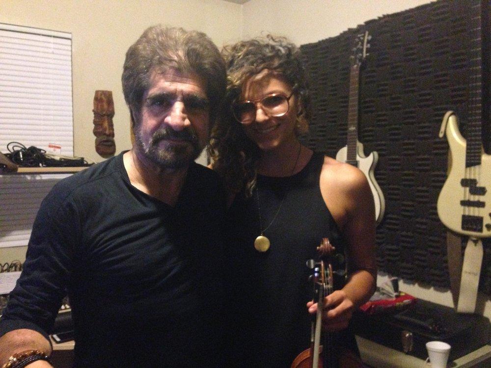 Harut Pambukchyan | Recording Session