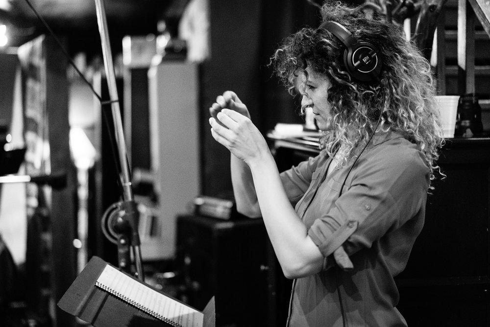 the BABA orchestra | Seahorse Sounds album recording