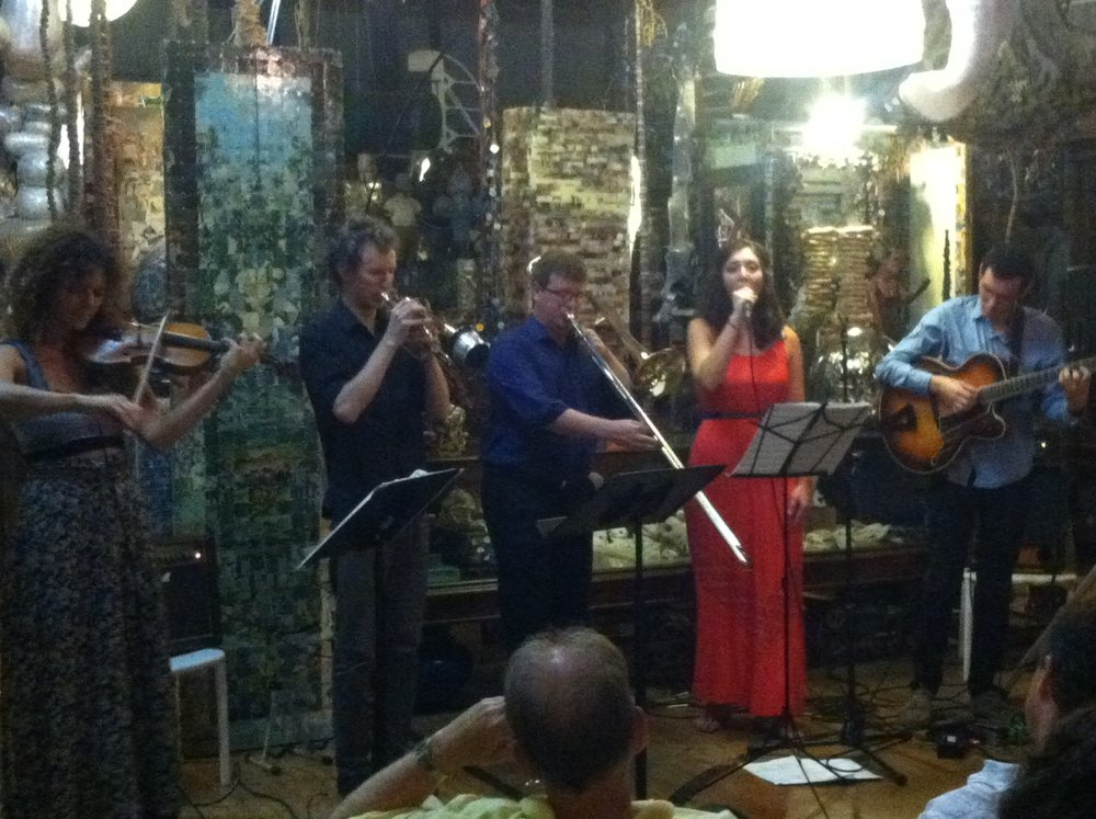 River Song Quintet | MorYork Gallery