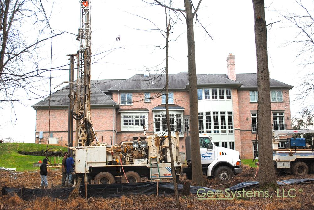 Drilling Vertcal Geothermal Wells