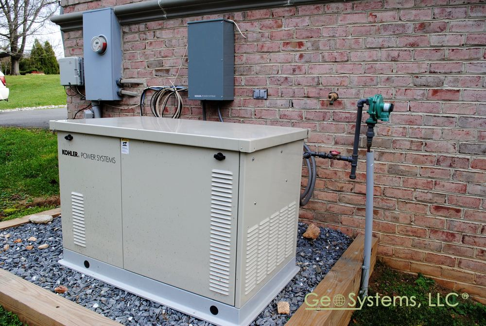 Ground Source Heat Pumps Work Well With A Backup Generator