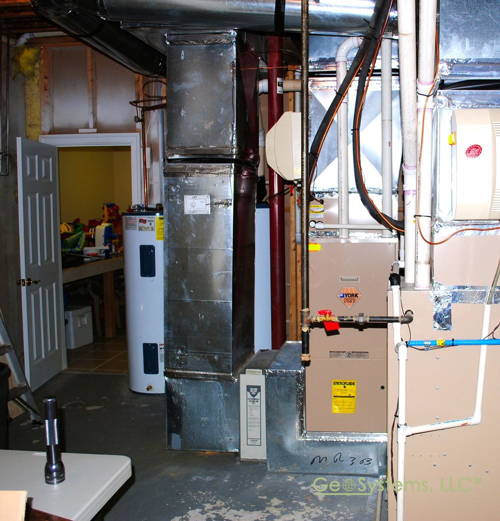 Geothermal Replacing An Existing System