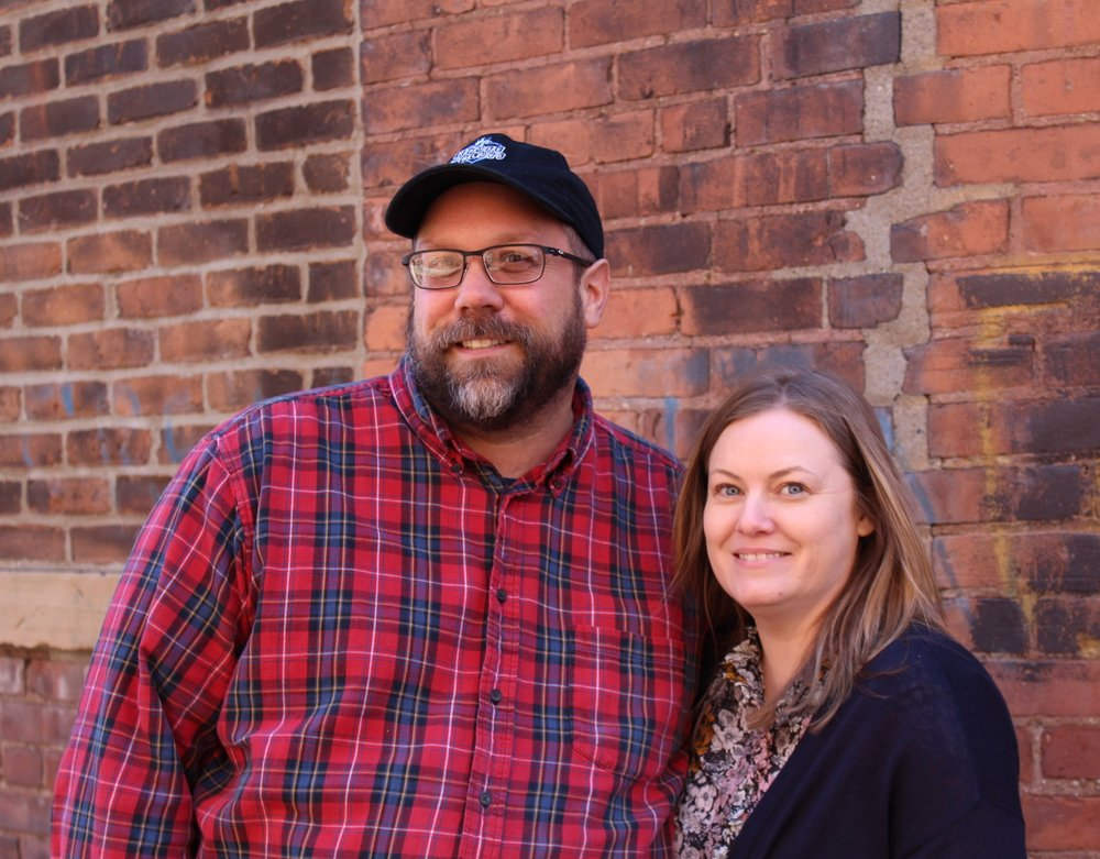 Phill & Laura Stumpf Site Associate - Projects pstumpf@EnvisionCleveland.org 216.925.4545 x 105