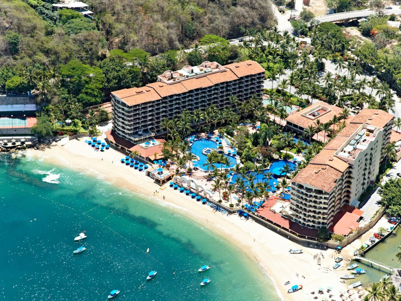 Puerto Vallarta Barcelo Hotel View