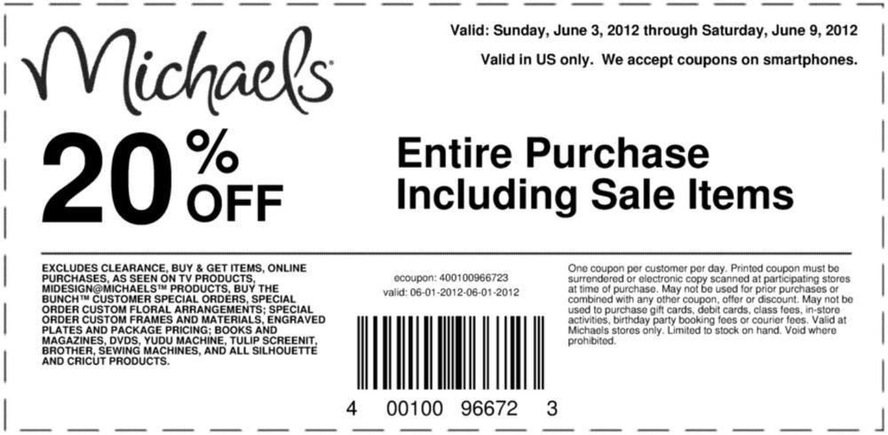 photo regarding Michael Kors Printable Coupons identify Michaels coupon coverage 2018 : Ponder omnibus offers