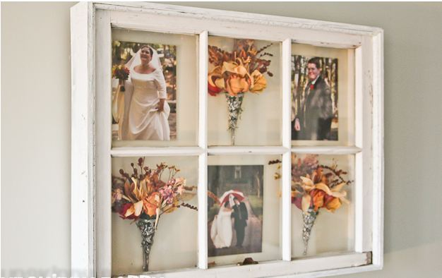 Display Your Wedding Keepsakes With A Shadow Box The 530 Bride