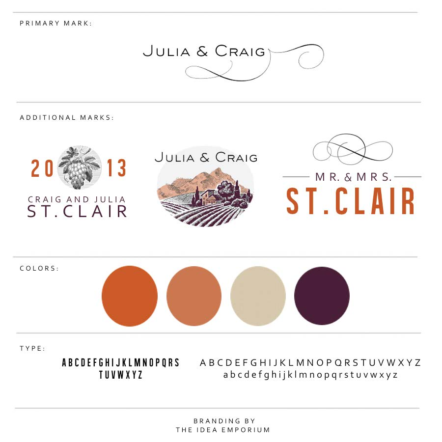 Pages from Julia and Craig-Design Board