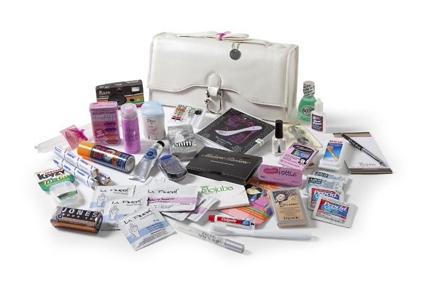 bride_bag_contents