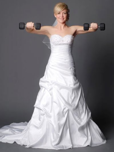 wedding dumbells