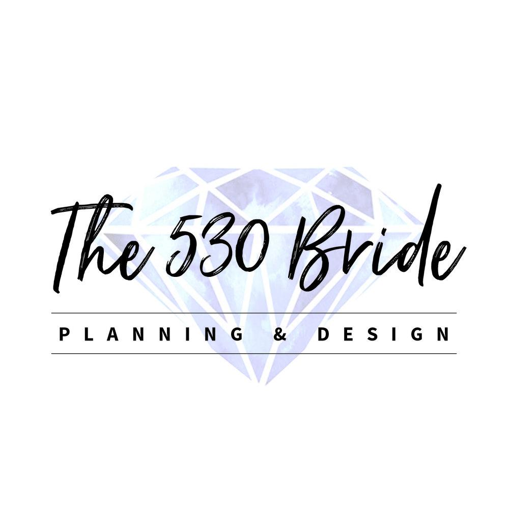 Congratulations to Mr. & Mrs. Thomas — The 530 Bride