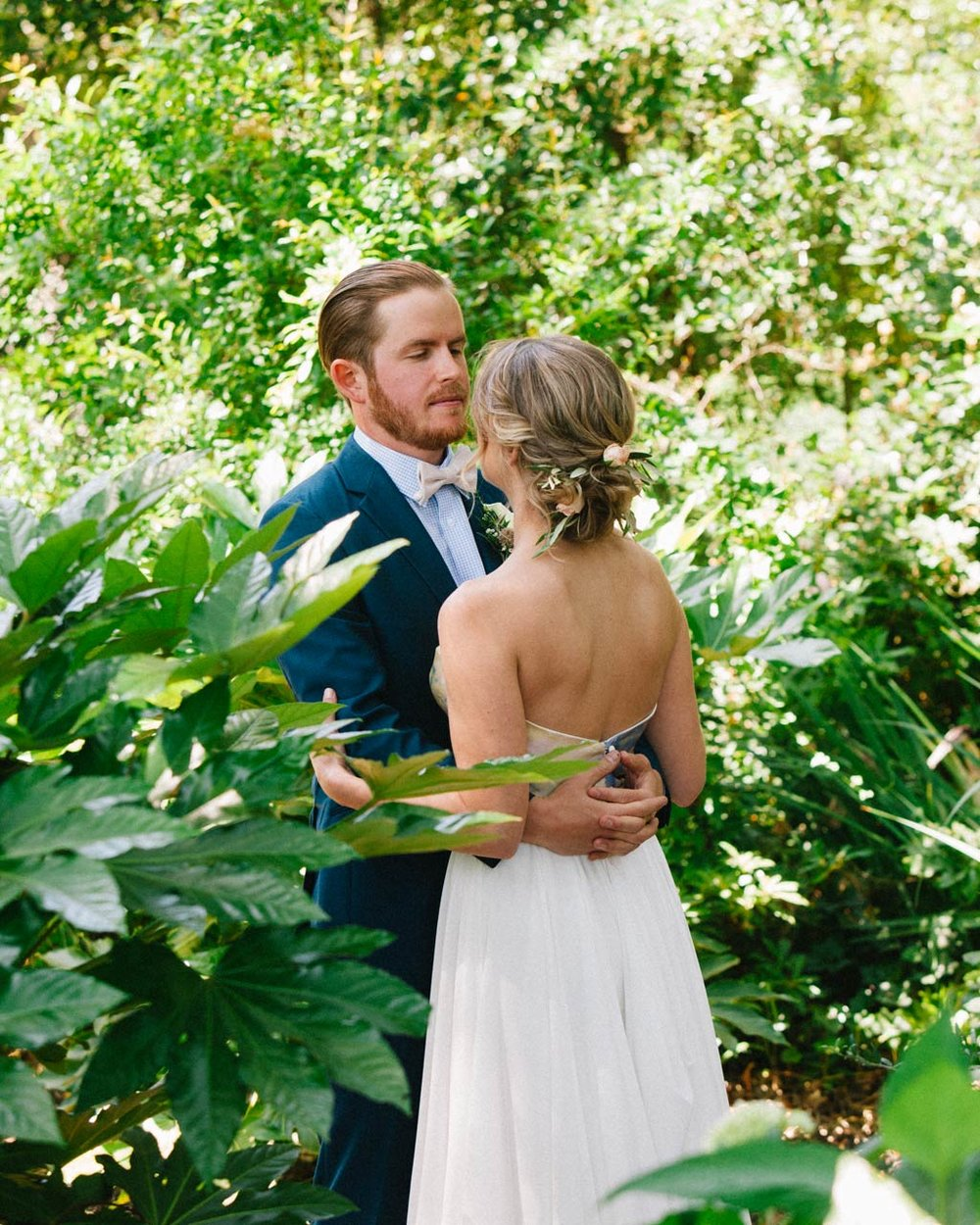 One of our favorite moments during Chelsea & Ryan's First Look captured by Carlos.