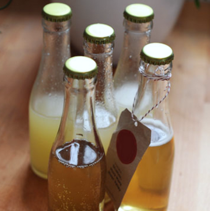 Homemade Bottled Cocktails