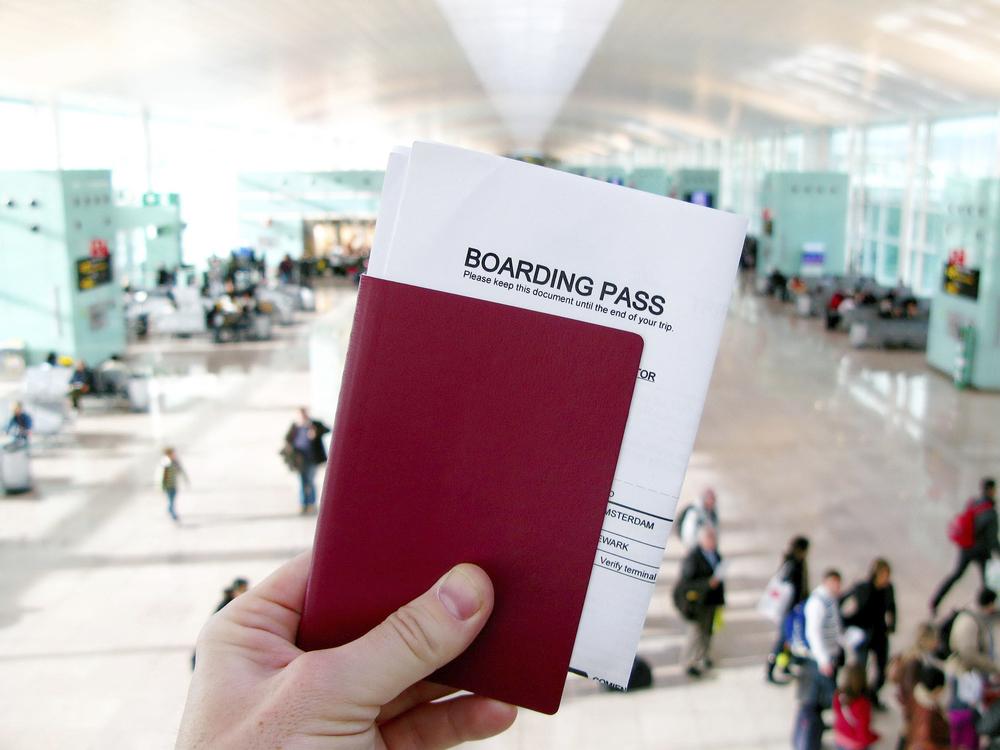 Pre-departure briefing