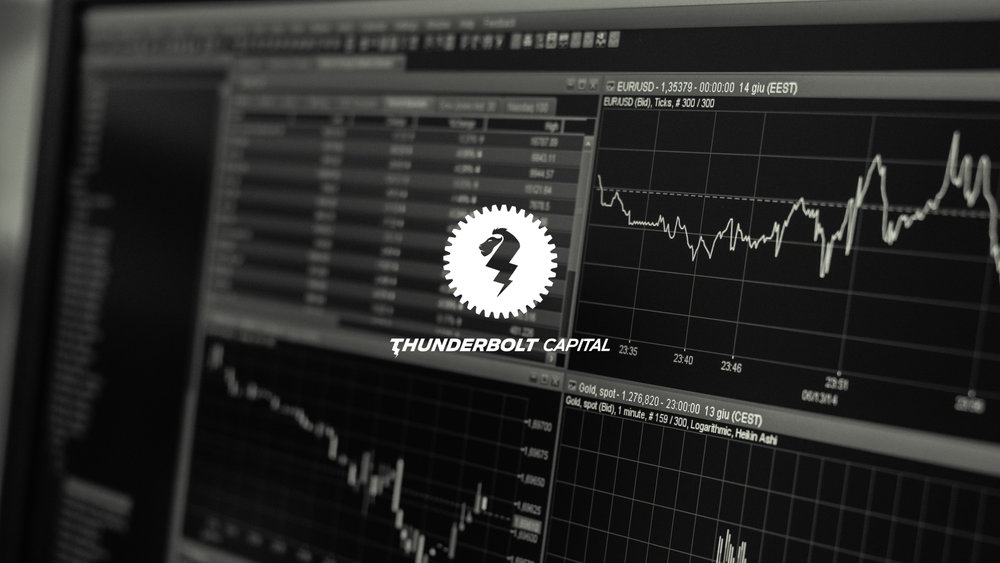 Thunderbolt Capital - Webapp design