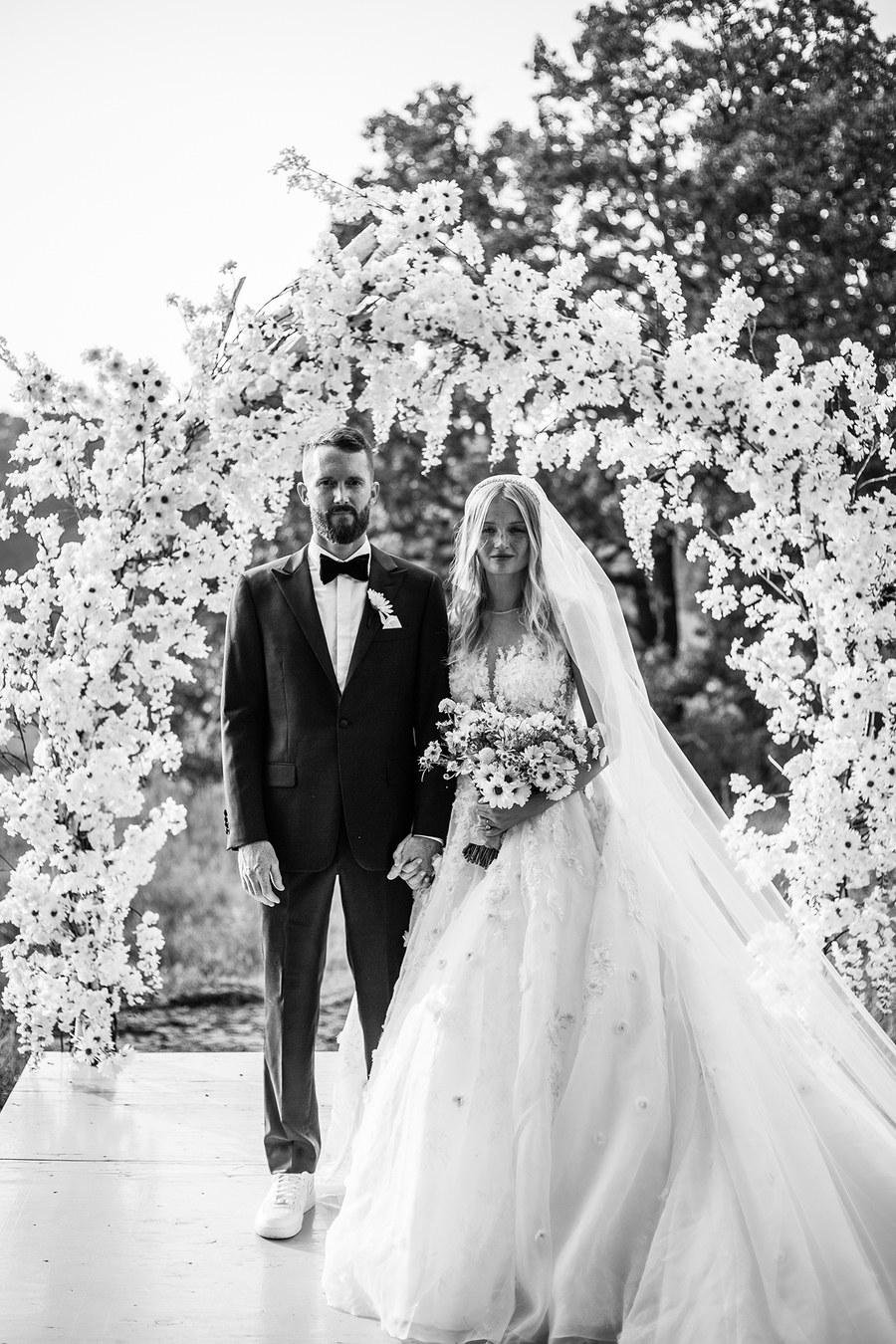 bab579b5bd34 VOGUE Real Wedding Featured  Ash + Corey 8.11.18 ♡ — Ashley Fox Designs