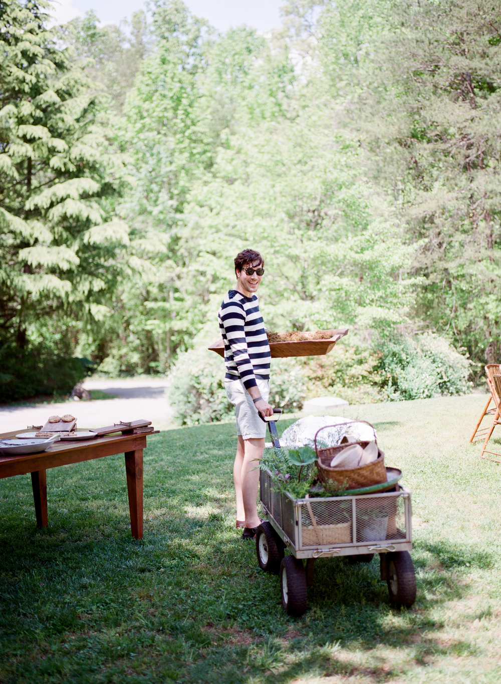 Rt Lodge garden lunch film 22 sarah ingram