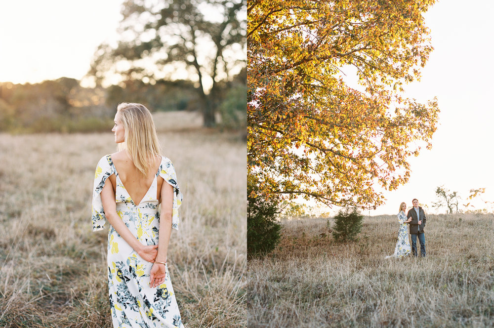 fall engagement outfits north georgia wedding photographer