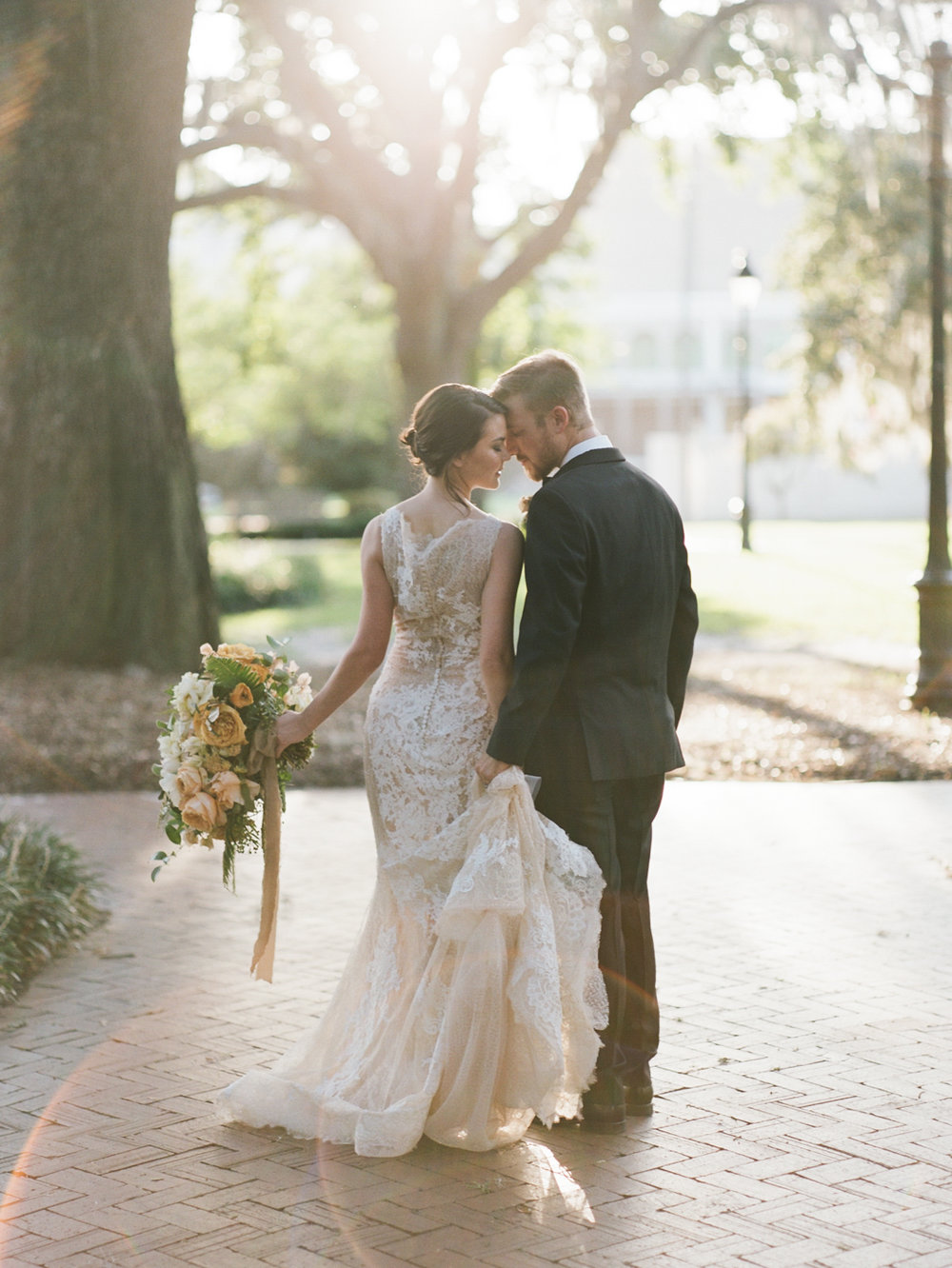 Savannah wedding photographer film fine art