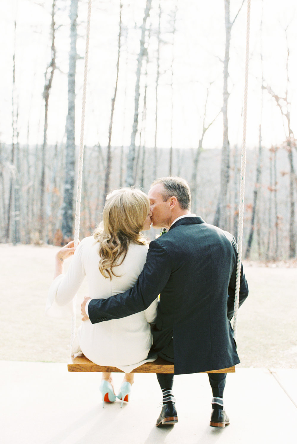 North Carolina wedding photographer film fine art