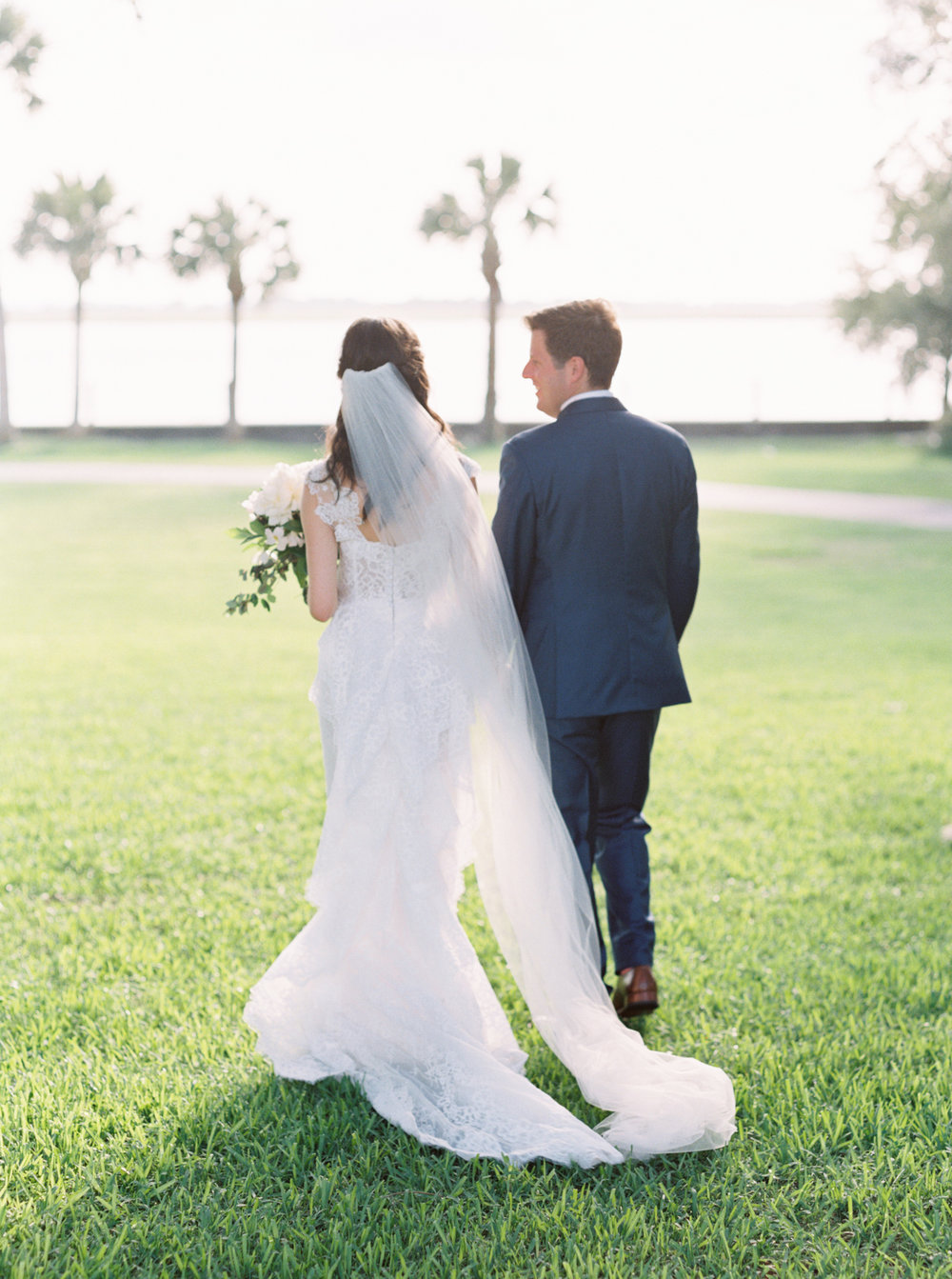 Savannah fine art film wedding photographer