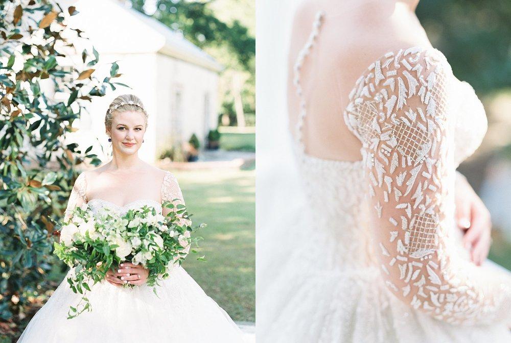 Boone Hall wedding Sarah Ingram